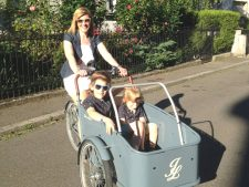 Avis triporteur cargo bike Johnny Loco
