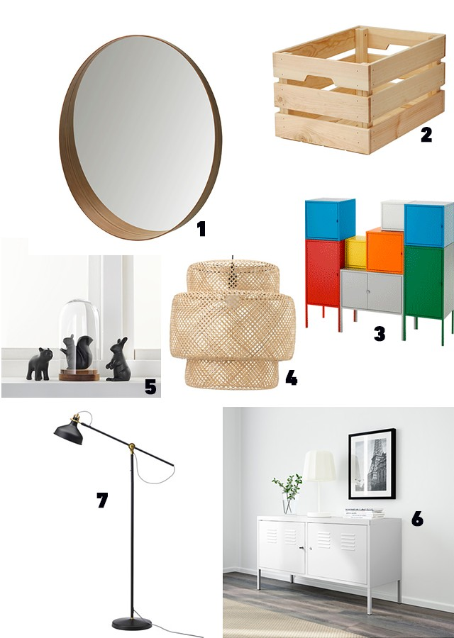 Ikea shopping rentrée 2016 tendance