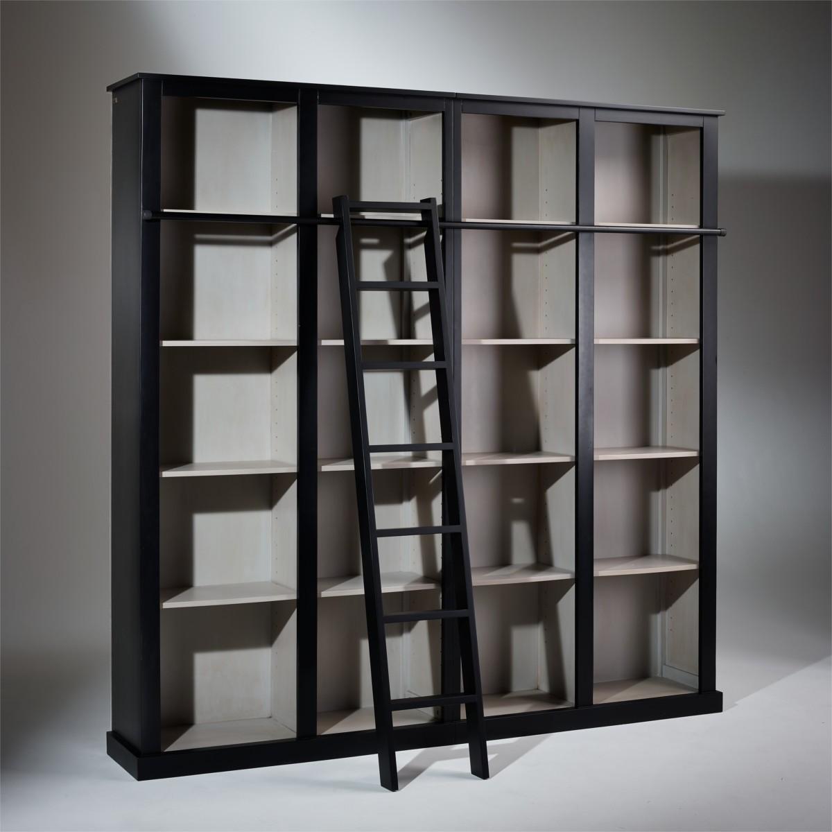 bibliothèque-à-échelle-luberon